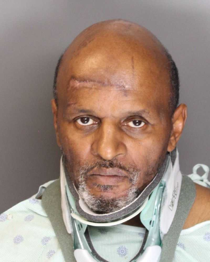 Floyd Martin, 57, was arrested after his hospital release and is being charged with gross vehicular manslaughter, police said.The arrest came three weeks after he caused a deadly crash in Sacramento while intoxicated, police said.