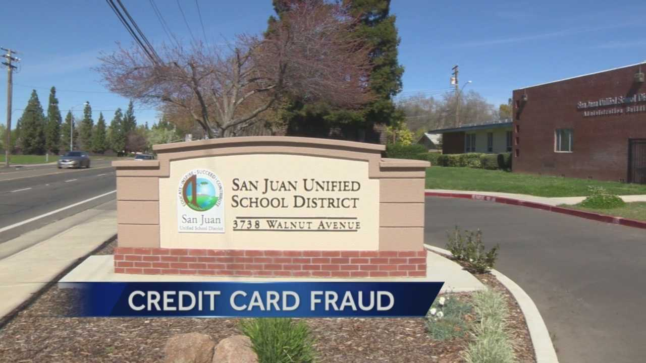 The FBI uncovered a credit card scam out of Southern California with documents linking them to the San Juan Unified School District.