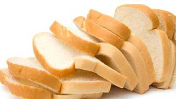 What: A slice of breadWater used: 10 gallons