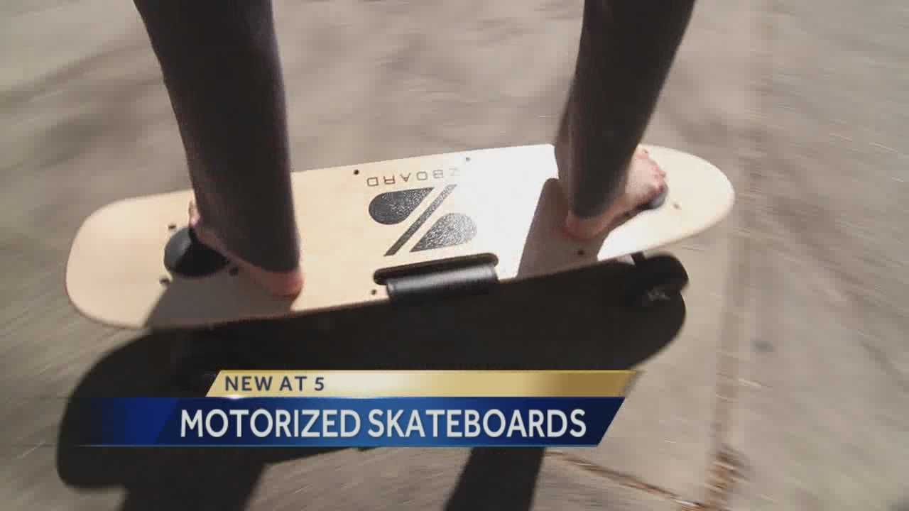 A Modesto Assemblywoman is pushing to make motorized skateboards legal in California.