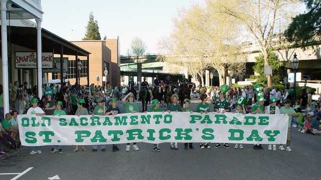 What: 18th Annual St. Patrick's Day ParadeWhere: Old SacramentoWhen: Sat 1pmClick here for more information on this event.