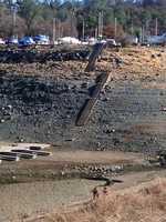 Browns Ravine at Folsom Lake (Jan. 3, 2014)