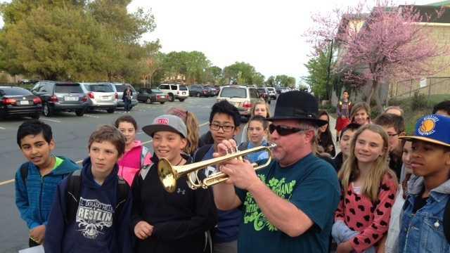EDH school trumpets