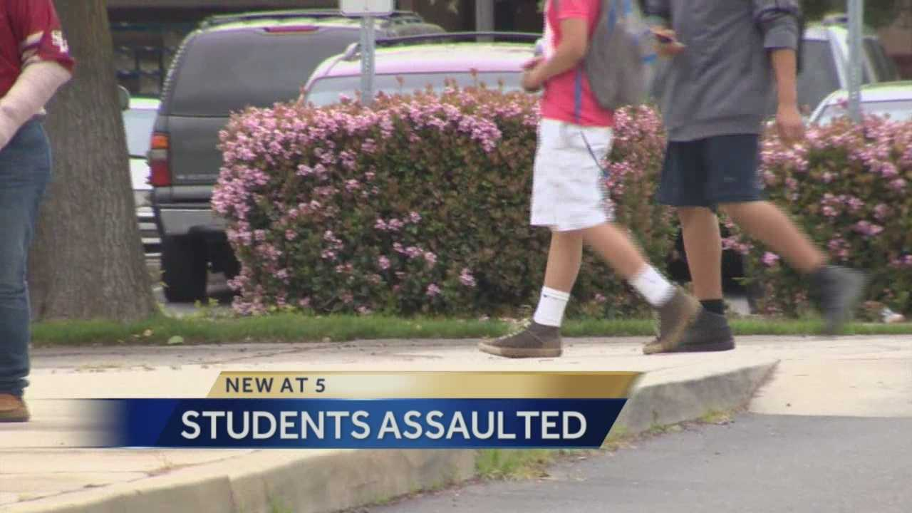 3 students approached in Turlock