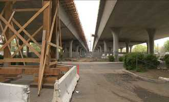 Traffic closures should be expected on westbound Highway 50 from May 27 through June 25.