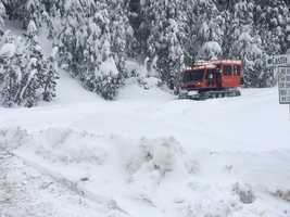 Rescue crews on Tuesday continued searching for a 26-year-old snowboarder from San Francisco who vanished Monday in the Sierra backcountry near Boreal Mountain Resort. They got some good news Tuesday evening -- Finkelstein was found alive.