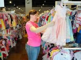 What: Just Between Friends Spring/ Summer SaleWhere: Folsom Sports ComplexWhen: Fri 9am-6pm&#x3B; Sat & Sun 9am-3pmClick here for more information on this event.