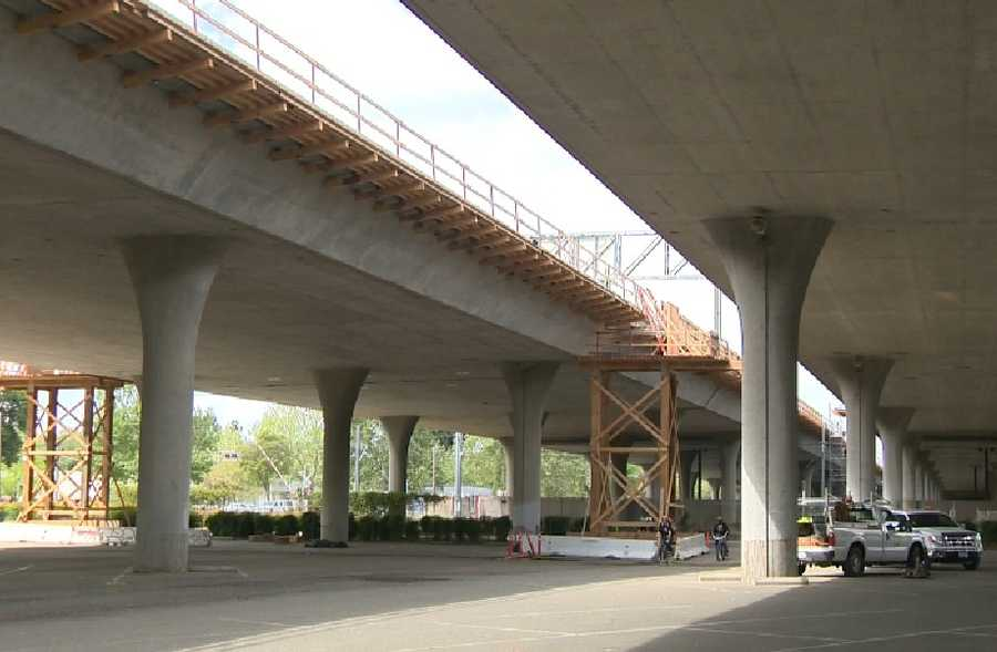 Officials are projecting the cost of the project to be $46,205,000.