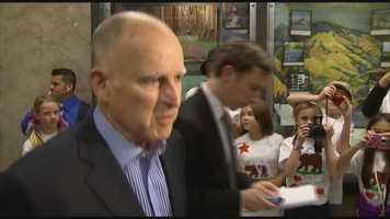 Brown turns 76 on Monday.