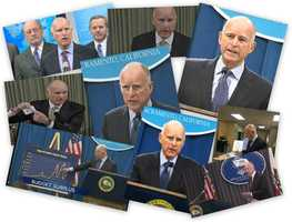 Gov. Jerry Brown has many things to celebrate on his 76th birthday -- including his unprecedented campaign for a fourth term. Here are 15 things you might not know about the governor.