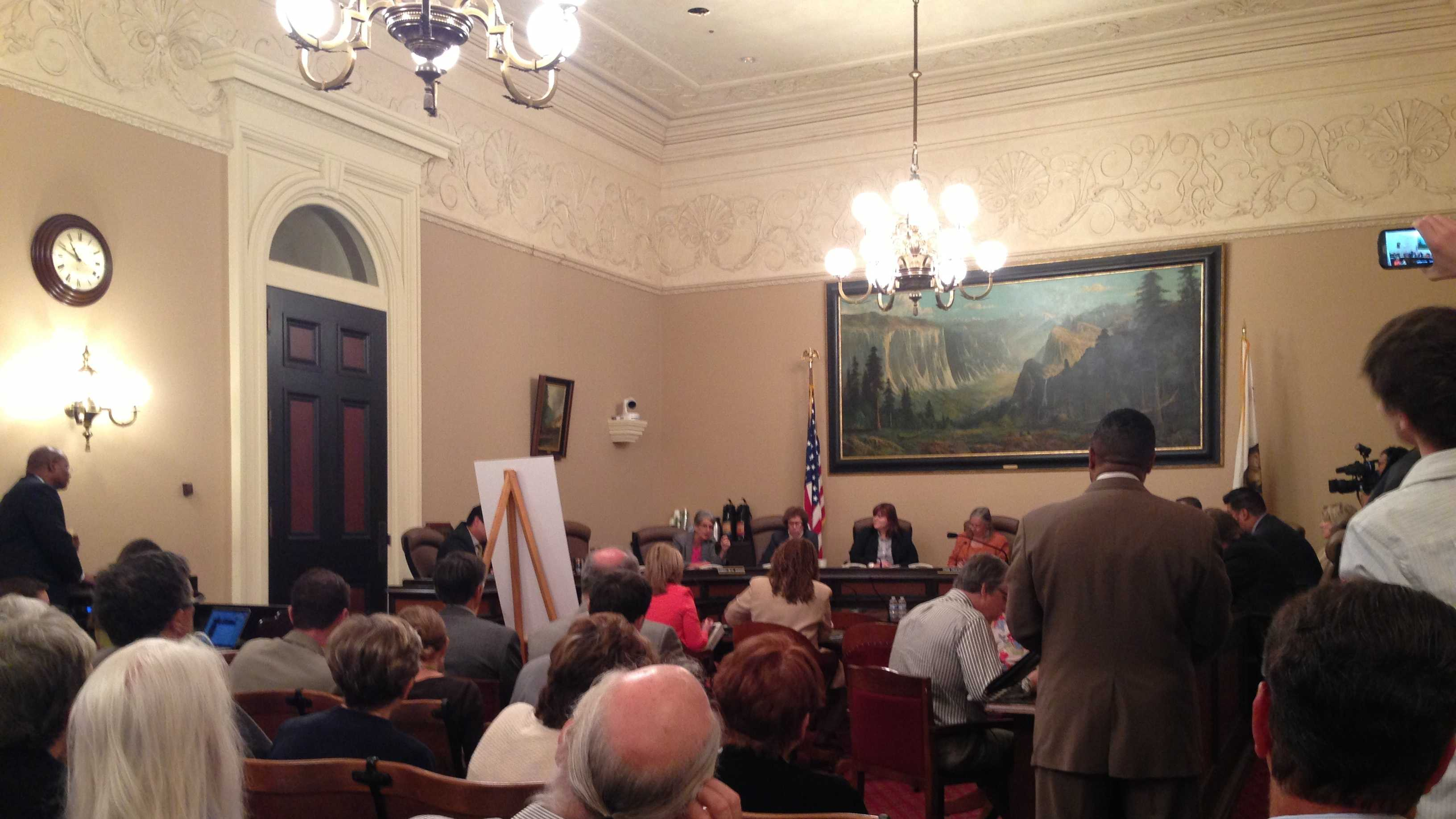 Senate Natural Resources Committee