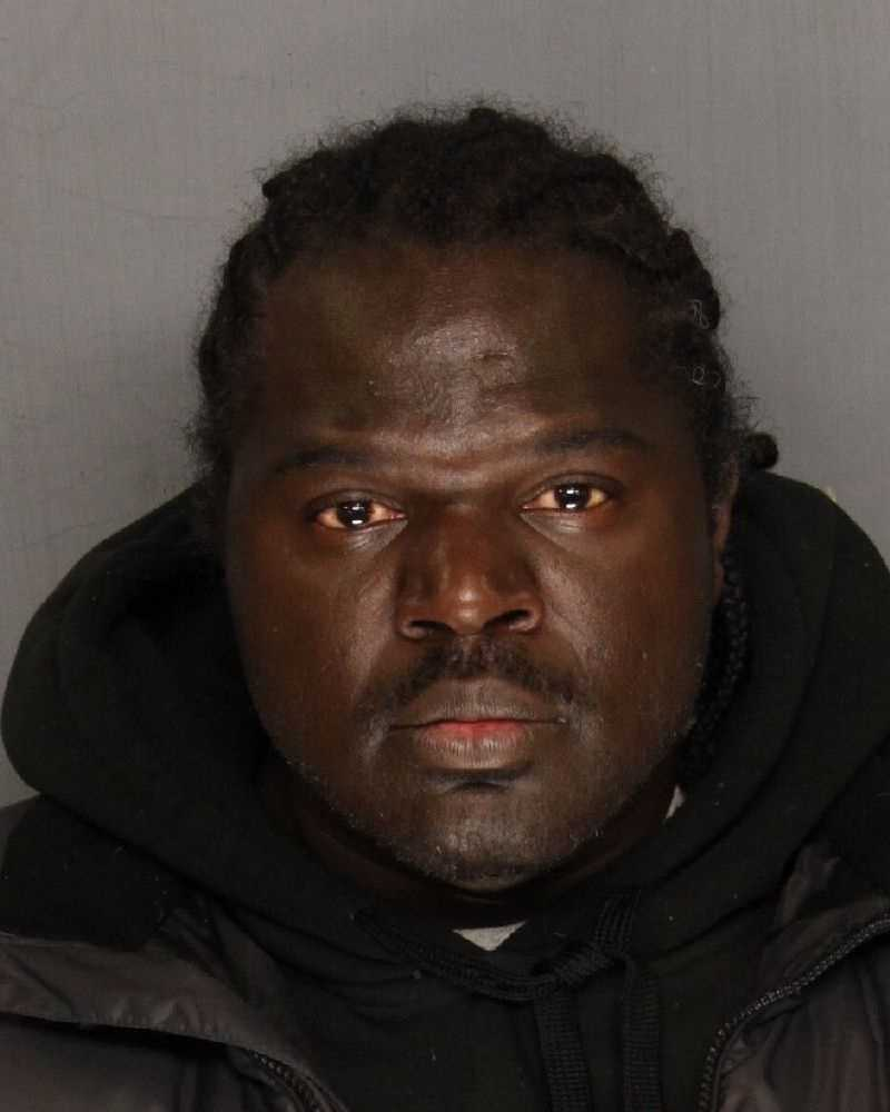 """Michael """"Domino"""" McKinney, 36, is accused of human trafficking, narcotics, burglary, having weapons, conspiracy, and gang-related counts, police said."""