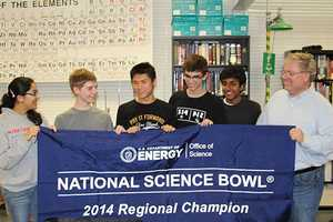 From left to right: Preethi Raju, Jack Gurev, Daniel Shen, Matt Kempster, Arvind Sundararajan, and coach James Hill