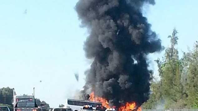 Orland I-5 crash