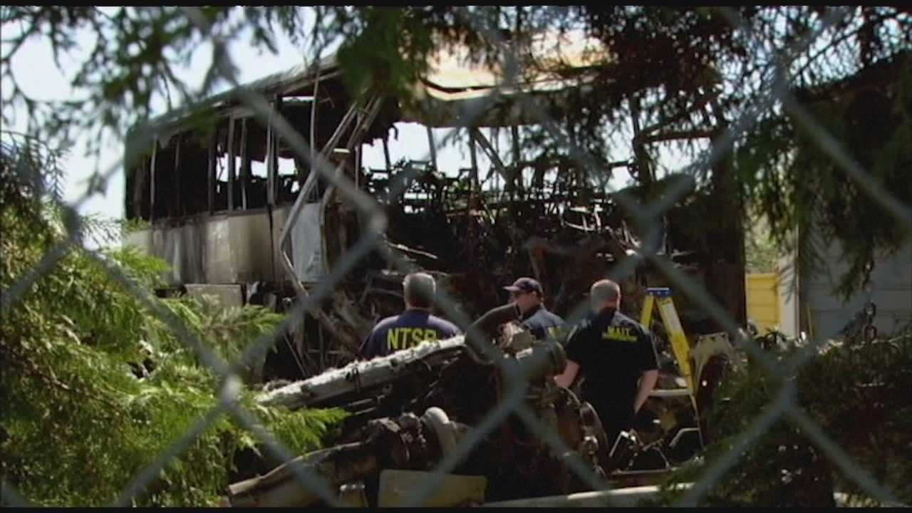 Federal Investigators confirm they are talking to witnesses in deadly bus crash