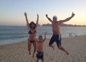 18.) We love Cabo San Lucas. I hope to go every year.
