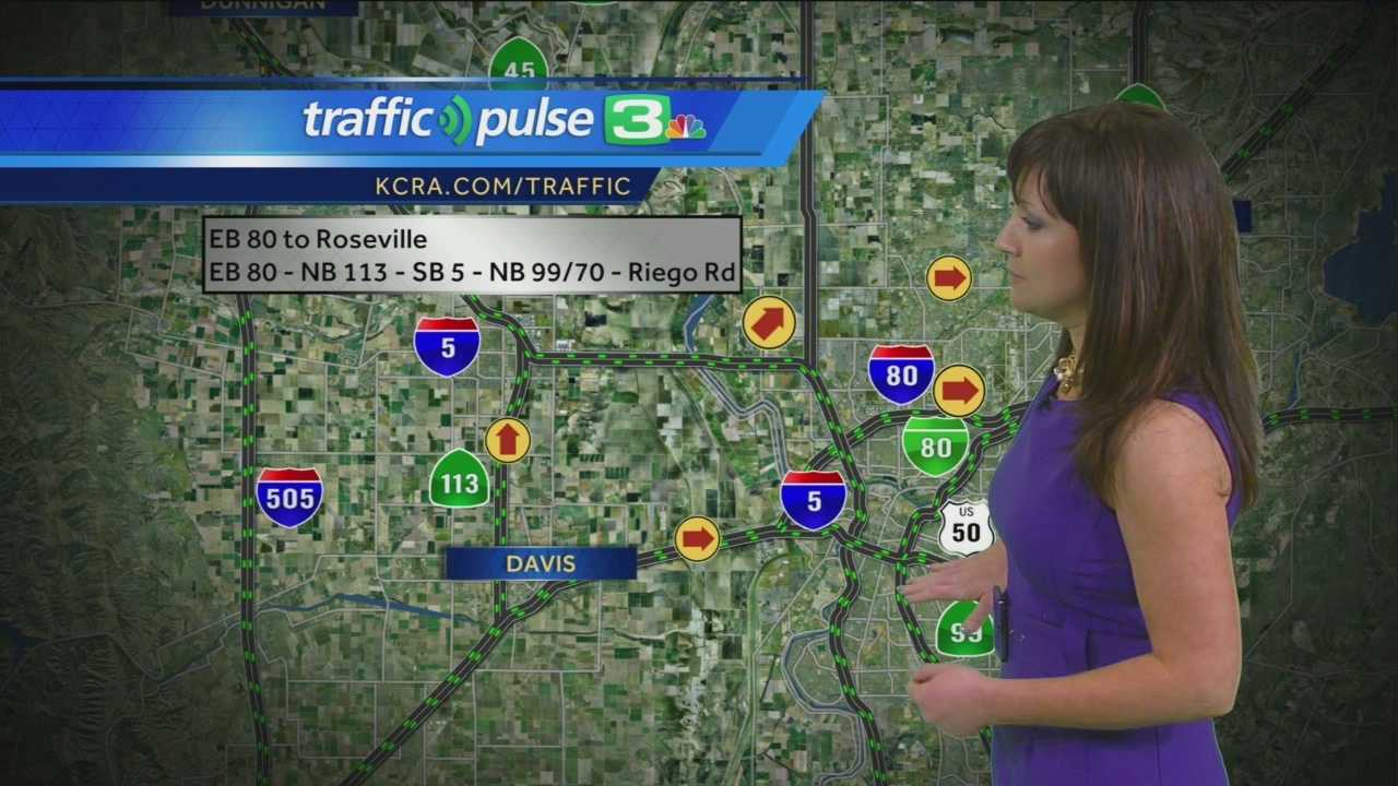With the Fix 50 road construction happening in less than 5 days, Traffic Reporter Jaclyn Dunn answers viewer's questions.