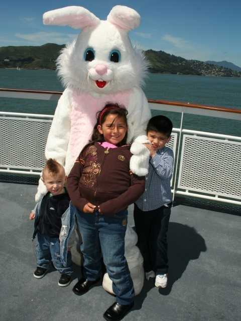 What: Hornblower's Easter River CruisesWhere: L Street DockWhen: Noon, 1:30 p.m., 3 p.m.Click here for more information about this event.