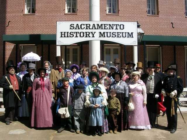 What: Living History Easter Bonnet Promenade & Spring BallWhere: Sacramento History MuseumWhen: Sat 10:45amClick here for more information about this event.