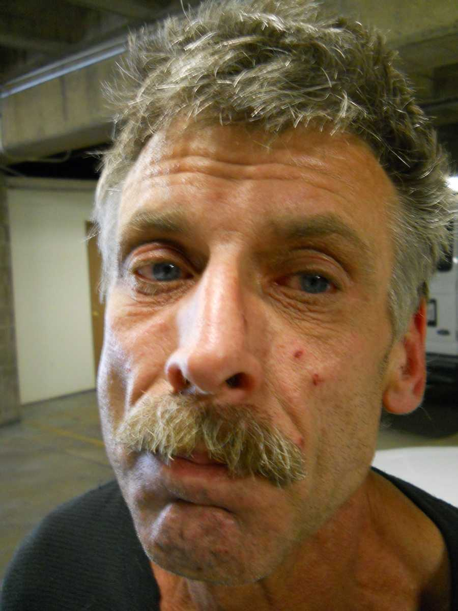 James Manning, 49, and his wife, were both arrested on suspicion of driving a stolen vehicle to a courthouse, police in Sonora said. A car dealership in Redding called police to report the missing car, which was tracked using GPS.