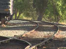 16. Take a ride on the Sacramento River Train -- This train ride takes passengers between West Sacramento and Woodland and features a number of themed rides in the spring, including the Great Train Robbery Dinner, Sacramento Beer Train, Mother's Day Brunch and Murder Mystery.