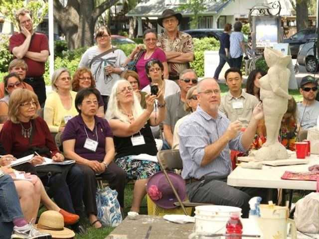 What: 26th Annual California Conference for the Advancement of Ceramic ArtsWhere: John Natsoulas Center for the ArtsWhen: Fri & Sat 8:30am&#x3B; Sun 9:30amClick here for more information on this event.