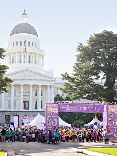 What: March for BabiesWhere: California State Capitol ParkWhen: Sat 9amClick here for more information on this event.