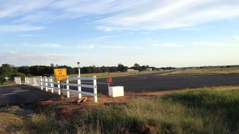 Eagles Nest Airport is a private landing strip near Ione.