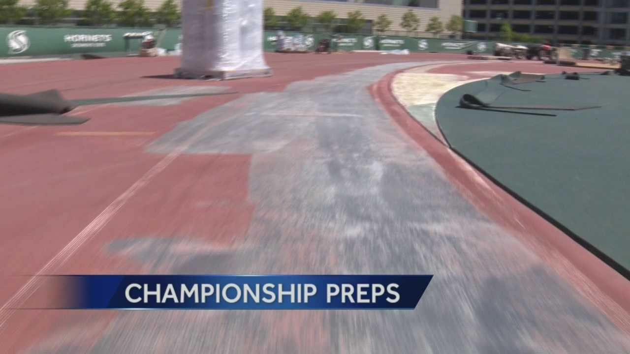 For the first time in 10 years the US Track and Field Championships will be back in Sacramento.
