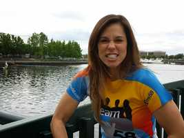 Outside of Team My58, Ann is a certified R.I.P.P.E.D. fitness instructor. She's also completed multiple Tough Mudder events and is going to do more.