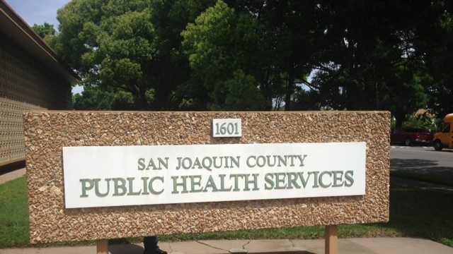 San Joaquin County Public Health Services