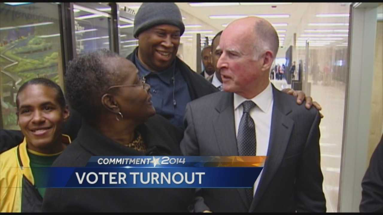 The Primary election will be on June third and voter turnout is expected to light.
