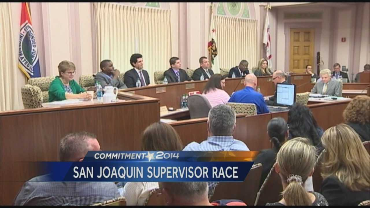 Commitment 2014: San Joaquin County Board of Supervisors