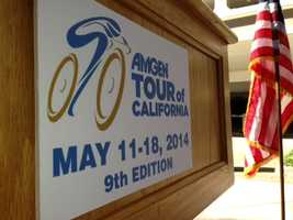 People can watch the tour on NBCSN or on their computer or mobile device with Tour Tracker.