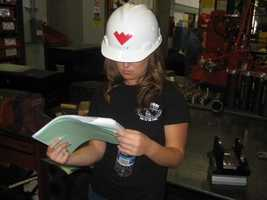 C: Working at an oil company