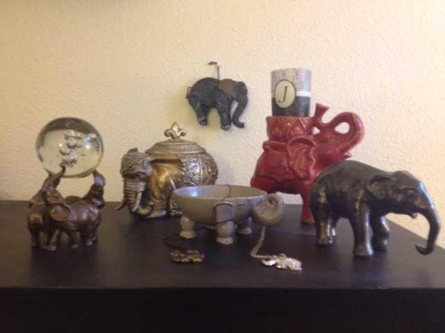 C: Elephants