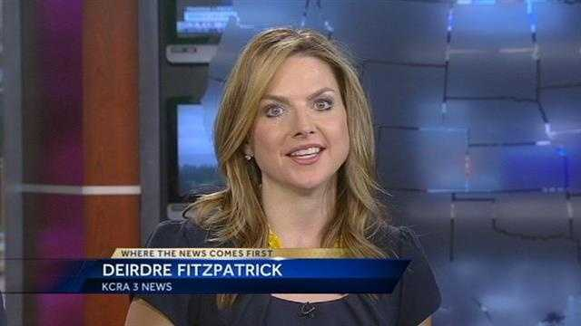 4. What workout class did Deirdre Fitzpatrick teach in college?A: Step aerobicsB: BootcampC: Weight liftingD: Jazzercise
