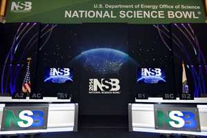 The competition takes place at the US Department of Energy, in Washington, D.C.