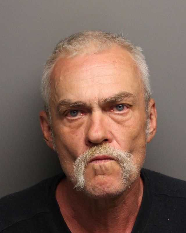 Robert Works, 59, was arrested on several firearms charges and resisting arrest, police in Auburn said.