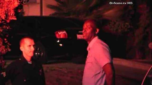Michael Jace arrest