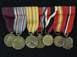 This medal rack is among the unclaimed property being held by the California State Controller's Office. Read more about how to claim unclaimed property: http://www.sco.ca.gov/upd_contact.html