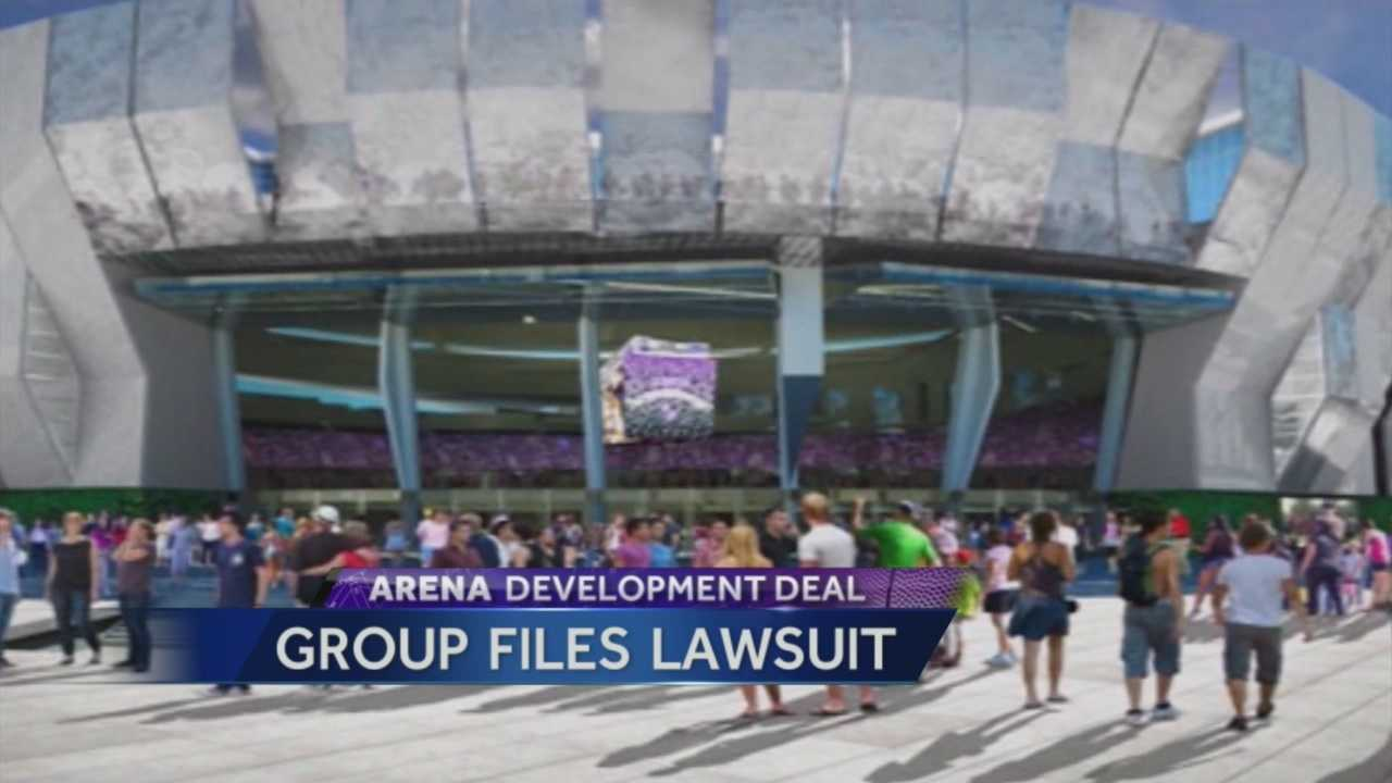 New lawsuit filed over Downtown Arena