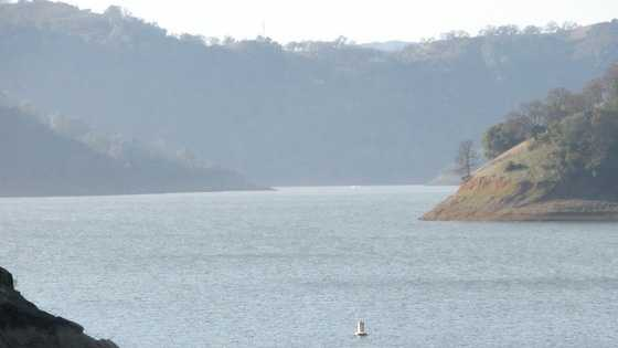 25. Lake Berryessa -- Hiking trails line Lake Berryessa in Napa County, which is more than 15 miles long, but only 3 miles wide. Boaters can also head out on the water for some water skiing or to catch a fish or two.