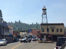 20. Placerville -- Placerville is an original Gold Rush town and was known as Hangtown in its earlier days. One historic landmark on the town's Main Street is the Bell Tower, which was used as an alarm system to call out the volunteer firefighters beginning in 1865. There are also plenty of boutiques and cafes in the town.