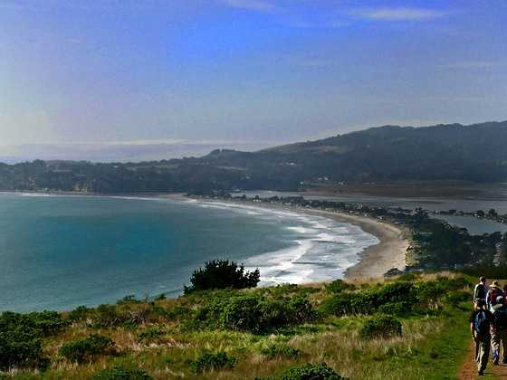 30. Stinson Beach -- Point Reyes Lighthouse and the Bolinas Lagoon Preserve are hot spots for people to visit along Stinson Beach. For those looking for a bit more exercise, check out Mt. Tamalpais State Park or Muir Woods.