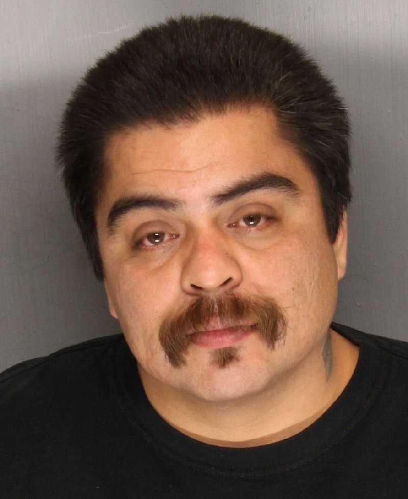 Rene Sanchez, 37, was arrested on a homicide warrant for the shooting death of a Stockton man, police said. Sanchez was taken into custody at the San Ysidro border crossing as he tried to re-enter the United States, authorities said.