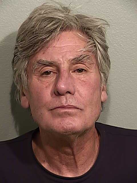 David Jenkins, 61, of Truckee, was arrested as a suspect in the death of his 88-year-old mother, authorities said. Jenkinswas booked on two felony charges - second-degree murder and cruelty to elders with great bodily injury, according to the Nevada County Sheriff's Department.