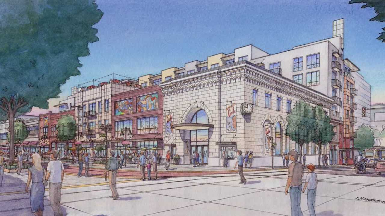 City developers are working to renovate the 700 block of K Street in downtown by creating new businesses, a new music venue and new apartments.