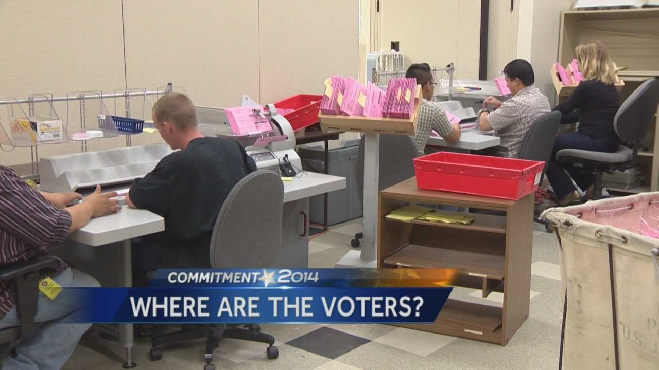Many expect Tuesdays election to have a record low in voter turnout.