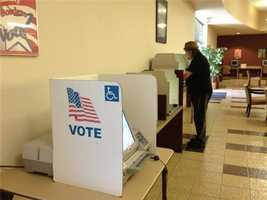 """Sacramento County Registrar of Voters says turnout is """"very slow"""" throughout the county."""